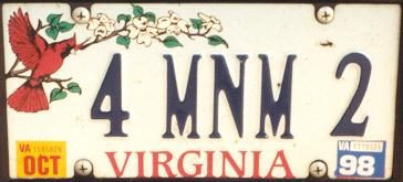 USA Virginia optional red cardinal base close-up 4 MNM 2.jpg (15 kB)